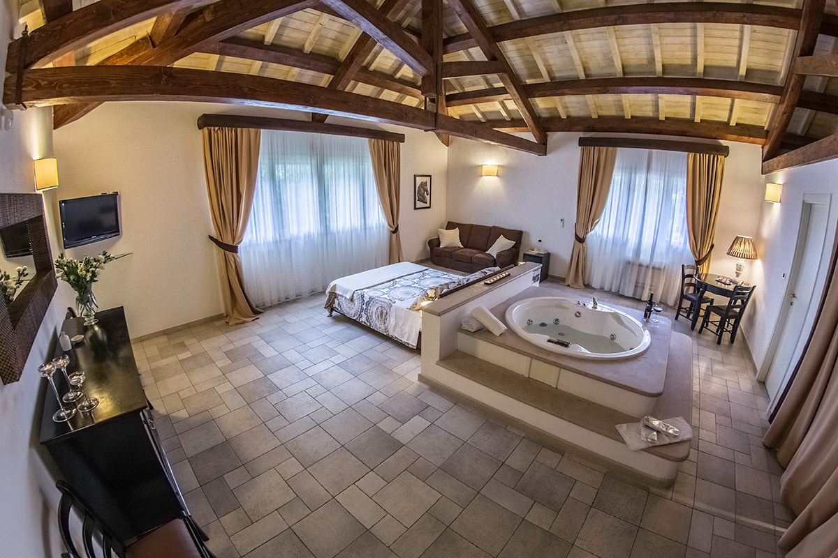 Suites in Masseria Salento Puglia