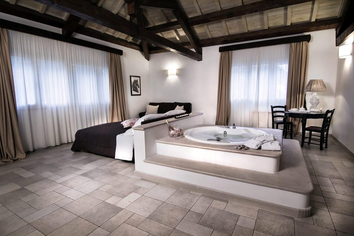 Camere e Suites in Masseria nel Salento - Puglia