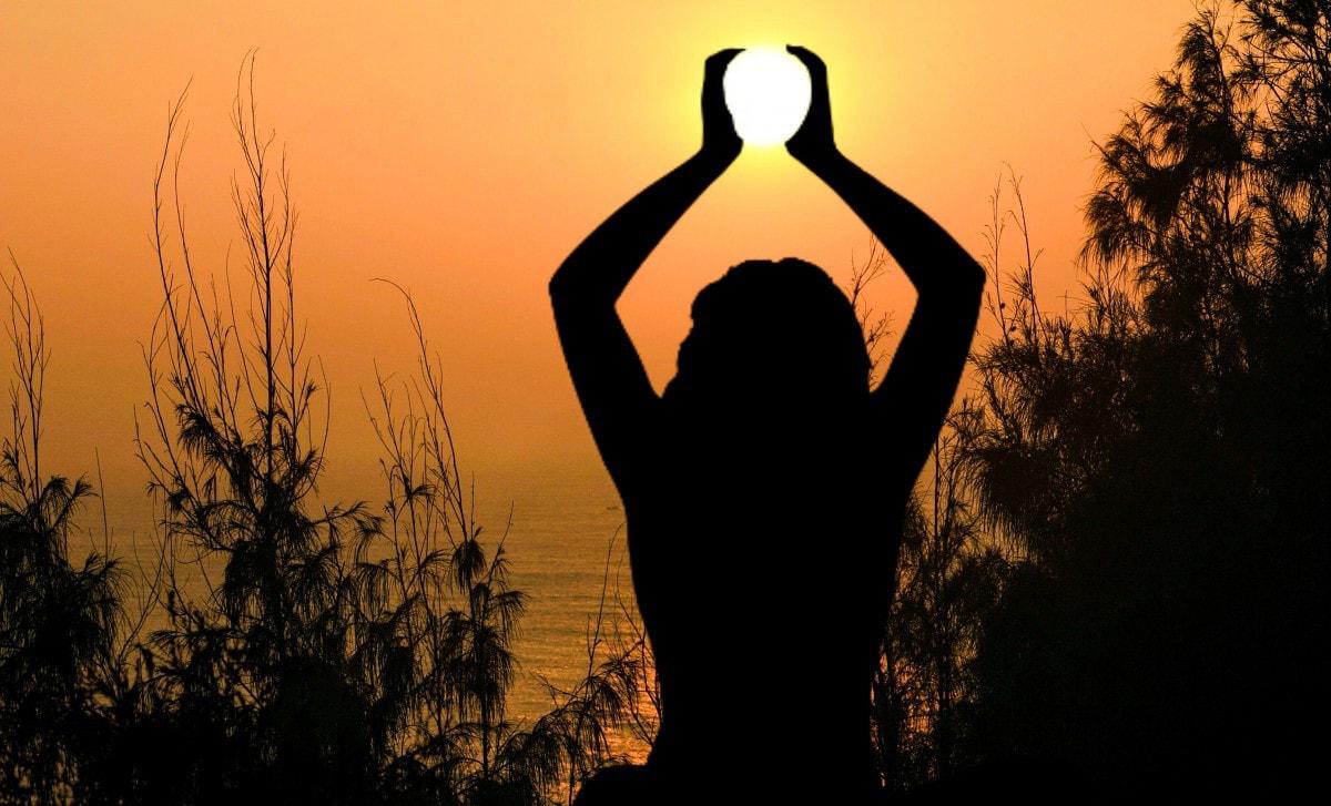 yoga nature masseria